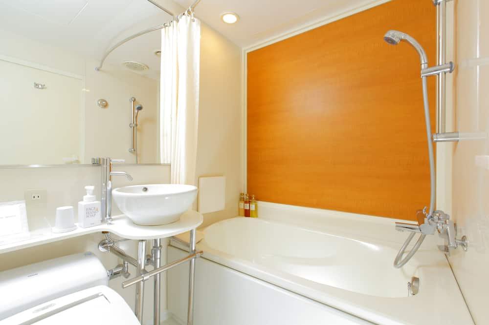 標準單人房, 非吸煙房 (with a comfort bath) - 浴室