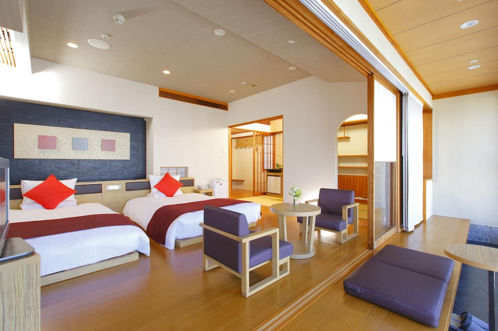 套房, 非吸煙房 (Japanese Suite) - 客房
