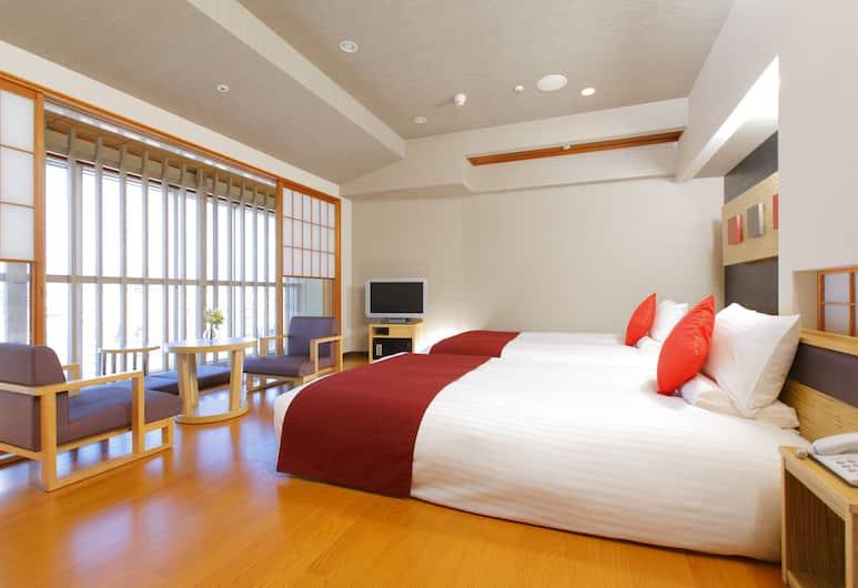 Hotel MyStays Nagoya-Sakae, Nagoya, Sviit, suitsetamine keelatud (Japanese Suite), Tuba