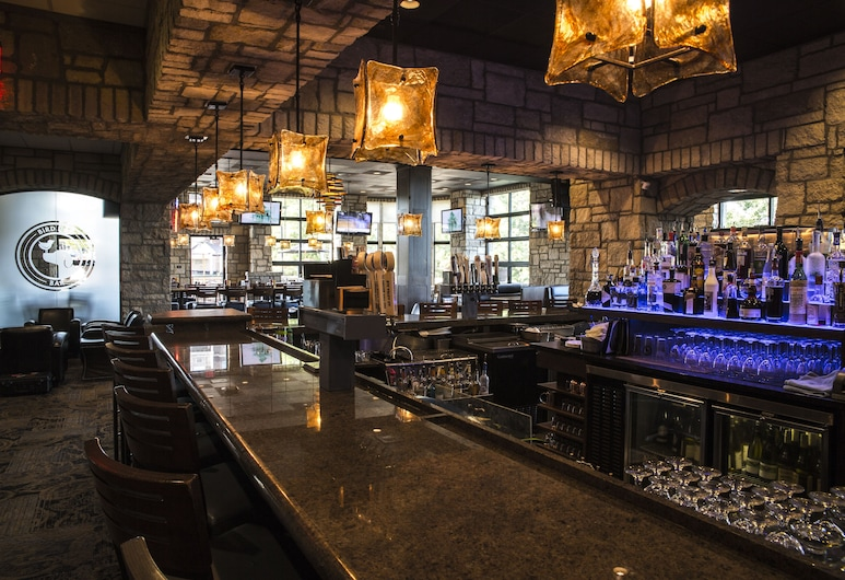 The Oread, Lawrence, Bar del hotel