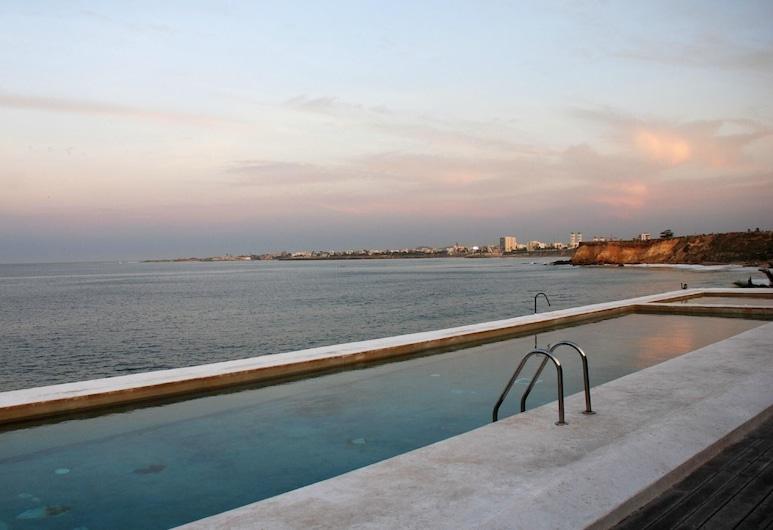 Hôtel Le Sokhamon, Dakar, Infinity Pool