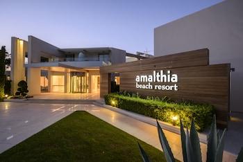 Foto del Atlantica Amalthia Beach Hotel – Adults only en La Canea