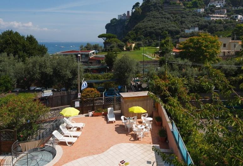 Hotel Eden Bleu, Vico Equense, Outdoor Pool