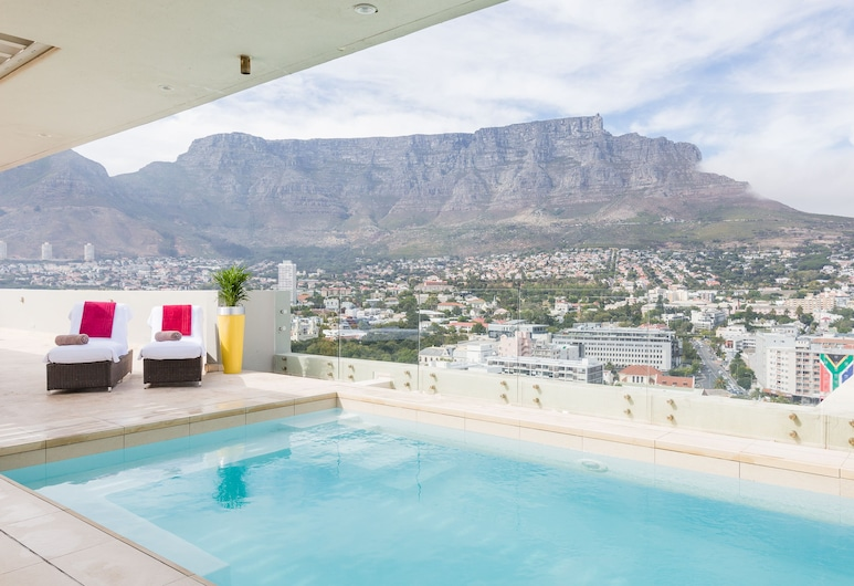 Pepperclub Hotel , Cape Town, Penthouse, 3 Bedrooms, Private pool