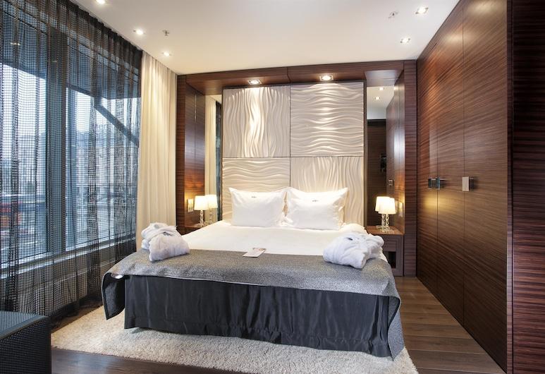 Tallink Hotel Riga, Riga, Suite, Gjesterom