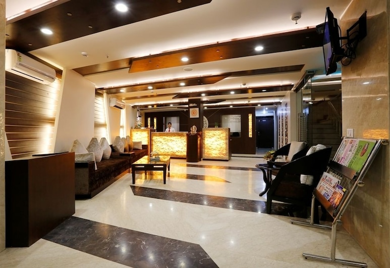 La Sapphire Hotel, New Delhi, Interior Entrance