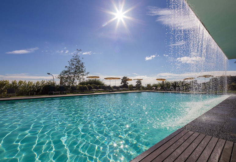 Monchique Resort & Spa, Monchique, Piscina com Cascata