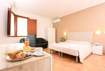 Mynd af Hotel Villa Piras í Alghero
