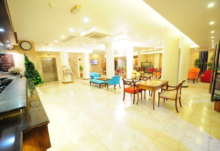 Edom Hotel, Wadi Musá, Recepción