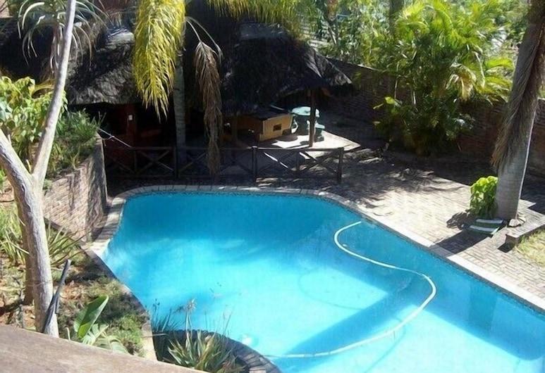 Nomndeni Lodge Zamabhele, Middelburg, Açık Yüzme Havuzu