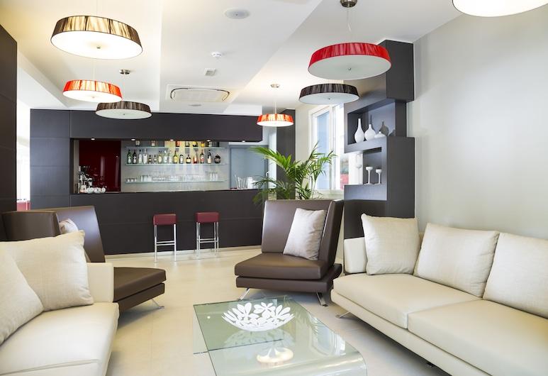 Milano Resort, Bellaria-Igea Marina, Salón lounge del hotel