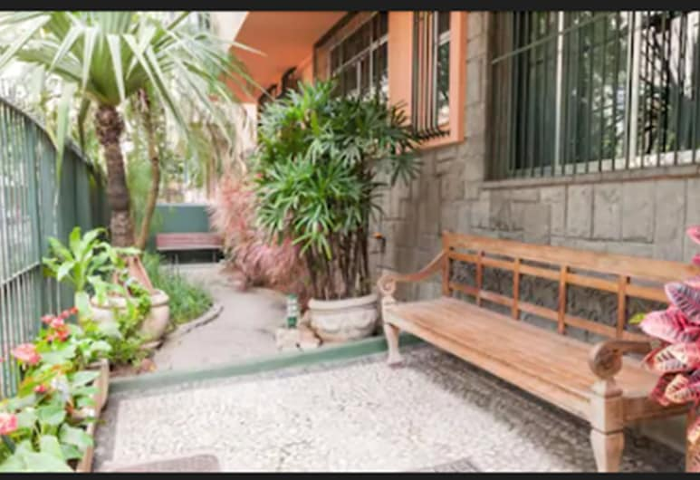 Jucati Season Apartments, Rio de Janeiro, Garden