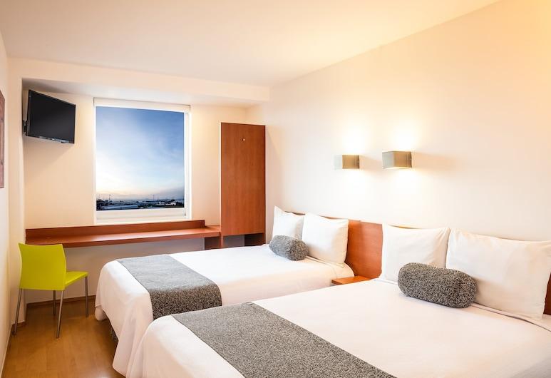 One Puebla Finsa, Cuautlancingo, Superior szoba, 2 kétszemélyes ágy, Vendégszoba