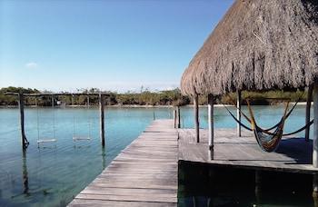 Selline näeb välja Casa Corazon, Bacalar