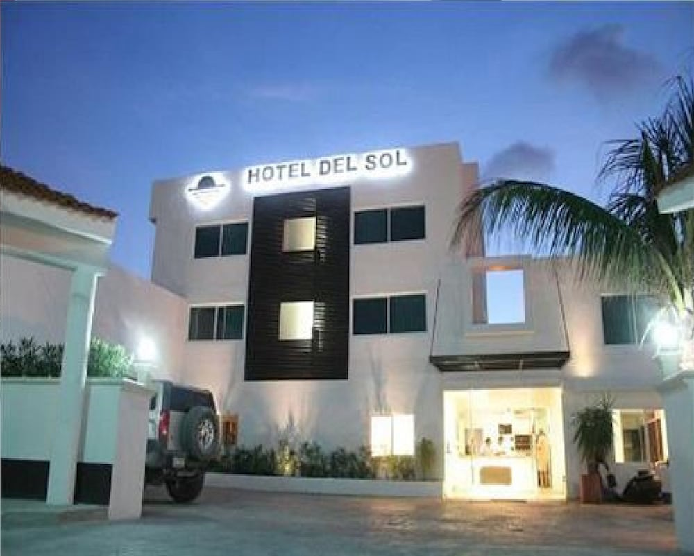 Hotel del Sol, Cancun