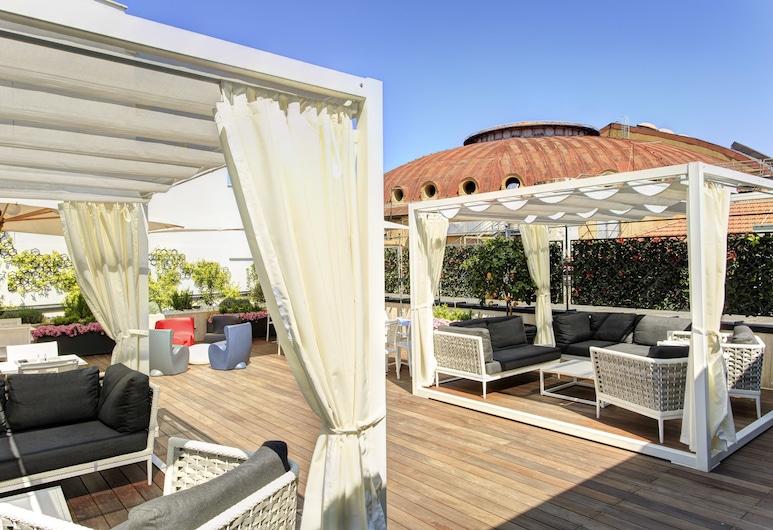 iQ Hotel Roma, Rome, Terrace/Patio
