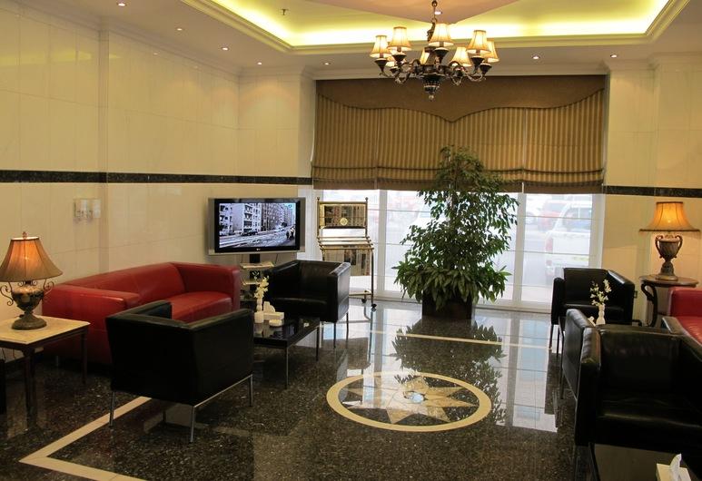 Uptown Hotel Apartments Abu Dhabi, Abu Dhabi, Lounge i lobbyn