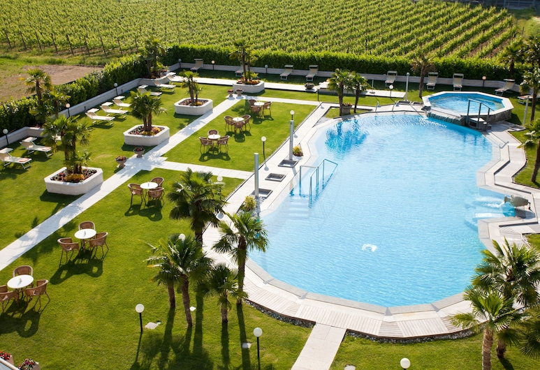 Hotel Savoy Palace - TonelliHotels, Riva del Garda, Outdoor Pool