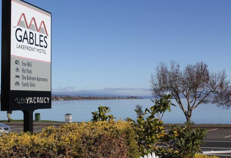 Gables Lakefront Motel, Taupo
