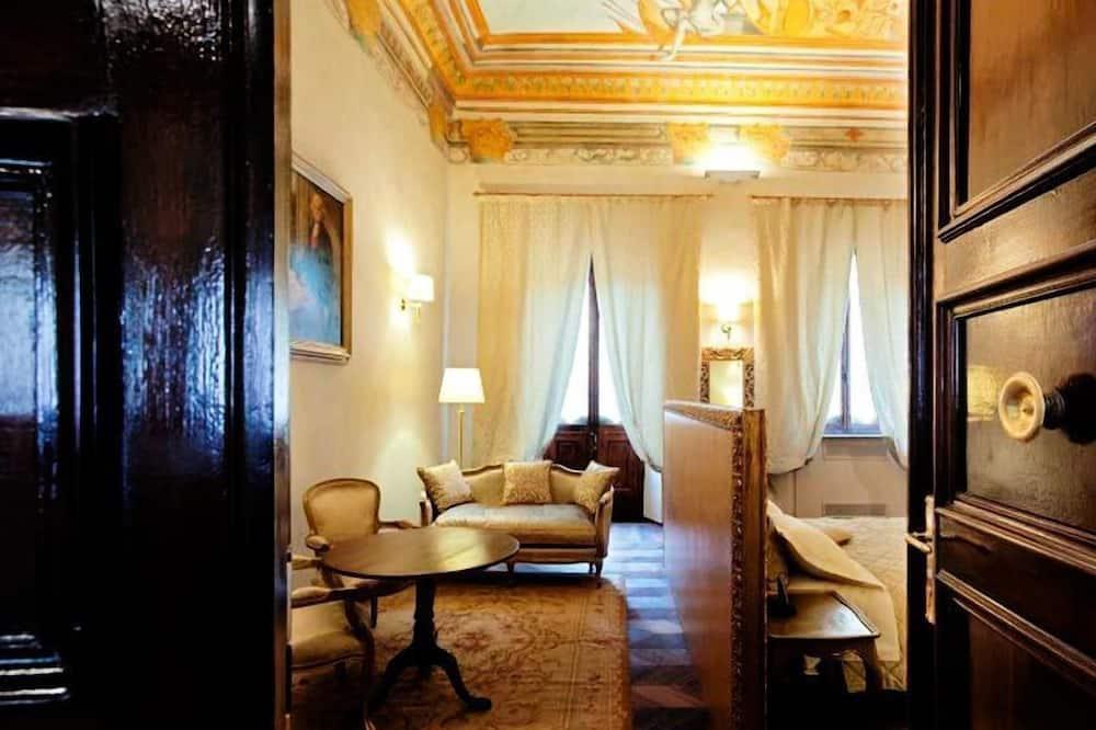 Dvojlôžková izba typu Deluxe pre 1 osobu - Obývacie priestory