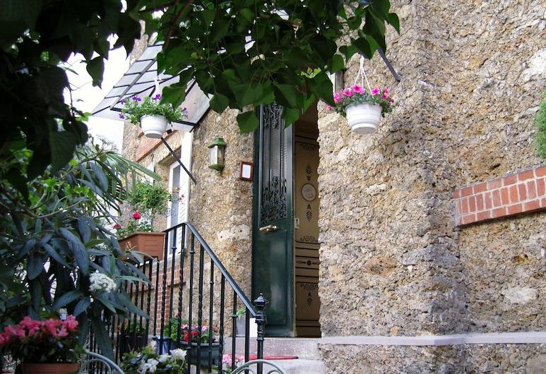 Hôtel Windsor Home, Paris, Entrada do Hotel