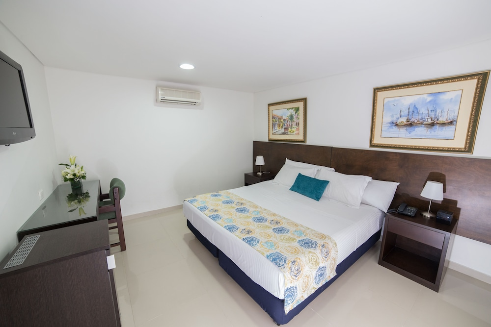 Hotel San Martin, Cartagena