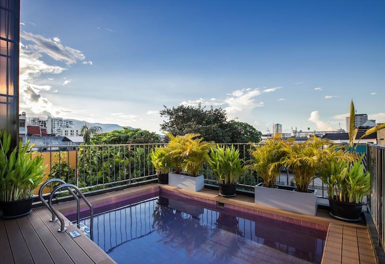 清邁小雅酒店, 清邁, 室外 SPA 浴池