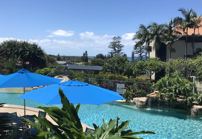 Endless Summer Resort, Кулум-Бич, Представительская студия-люкс, 1 двуспальная кровать «Квин-сайз», Вид из номера