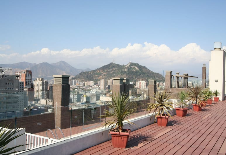 BMB Suites Apartments, Santiago, Mountain View