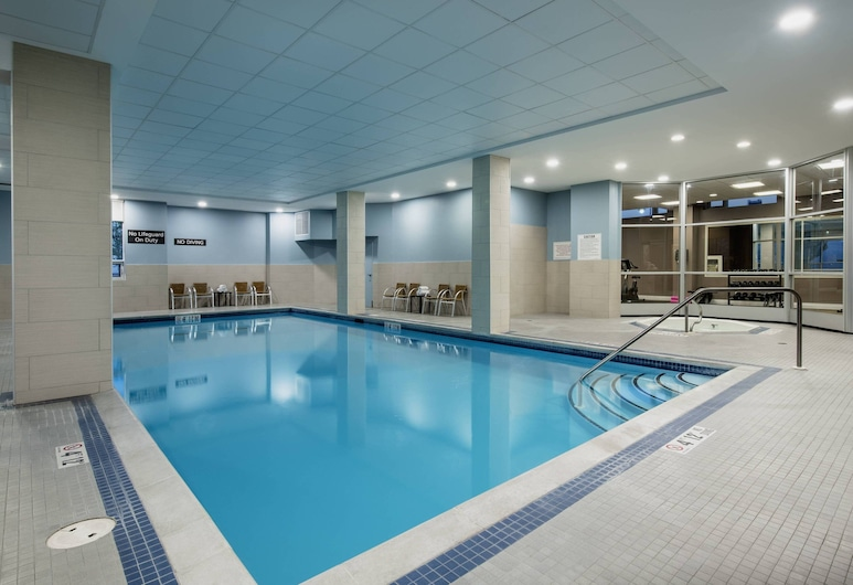Residence Inn by Marriott Kingston Water's Edge, Kingston, Piscine couverte