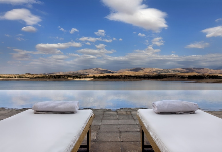 Dar Rhizlane & Spa - Palais & table d'hôtes, Marrakesh, Piscina all'aperto
