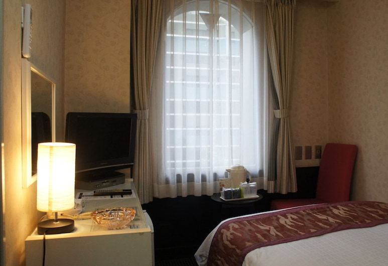Hotel Horidome Villa, Tokyo, Semi-double Room Bed 110-120cm, Guest Room