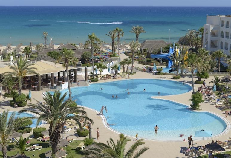Vincci Nozha Beach and Spa, Hammamet, Piscine en plein air