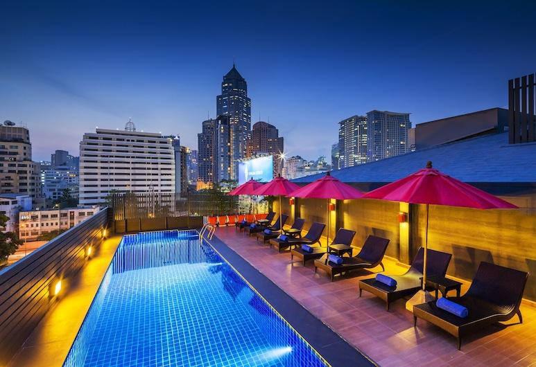 Hotel Solo Sukhumvit 2, Bangkok, Blick vom Hotel