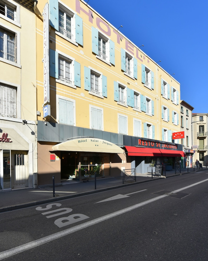Hotel Saint Jacques, Valence
