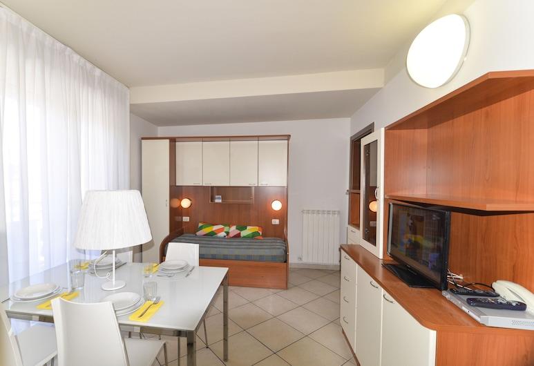里維椰拉住房飯店, 里米尼, 公寓, 1 間臥室, 客房