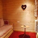 Habitación familiar (Sapins) - Sala de estar