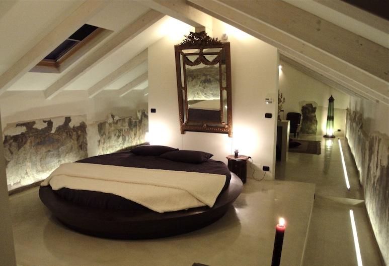 Relais Cattedrale, Asti, Suite, Habitación