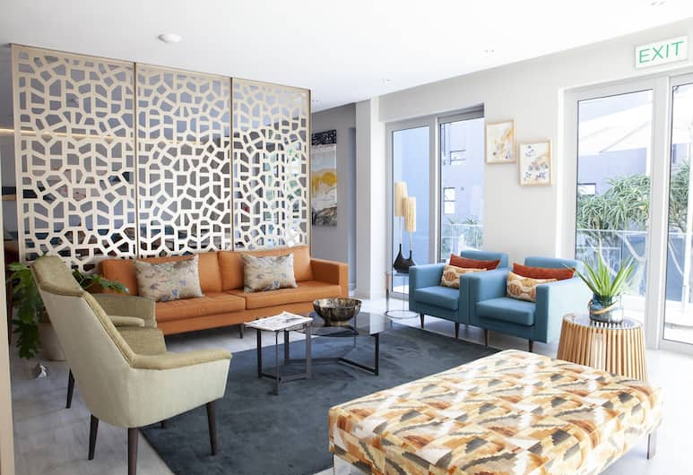 Villa Zest Boutique Hotel, Κέιπ Τάουν, Lounge ξενοδοχείου
