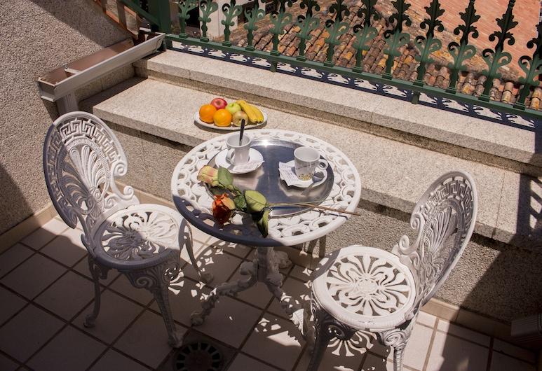 Hotel Reyesol, Fuengirola, Parveke