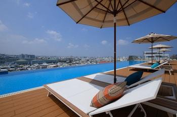 那霸沖繩那霸諾富特飯店的相片
