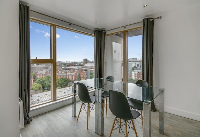 The Northern Quarters, Manchester, Apartmán, 2 ložnice, Obývací prostor