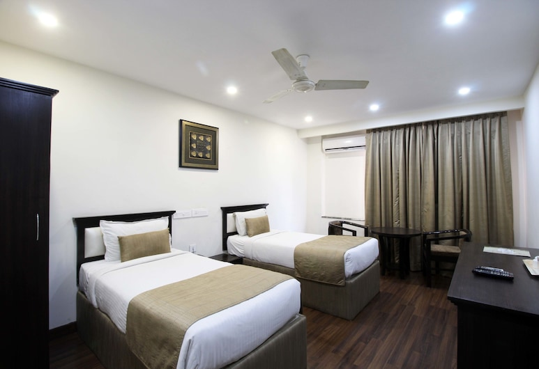 GenX Usha Kiran Agra, Agra, Deluxe Room, Guest Room
