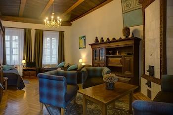 Wilno — zdjęcie hotelu Bernardinu B&B House
