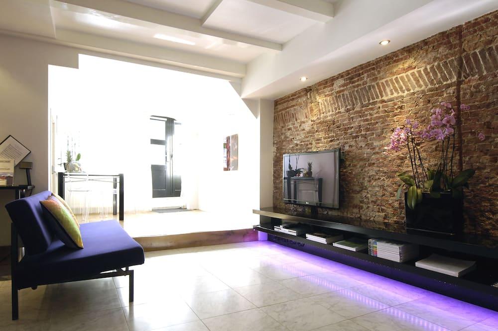 Stüdyo Süit - Oturma Alanı