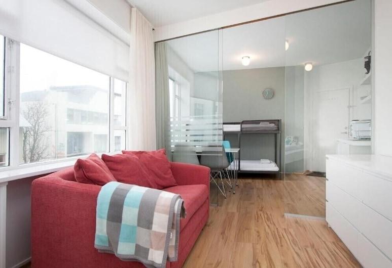 Thor Guesthouse, Reykjavík, Stúdíóíbúð (Apartment - Heart studio 2nd fl.), Herbergi