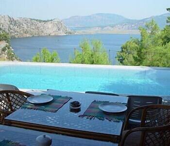 Фото Villa Gokbel Guest House у місті Ортаджа
