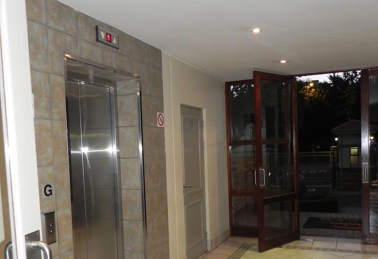 WeStay Timessquare Apartments, Sandton, Vnútorný vchod