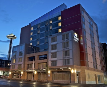 Hotell i Seattle