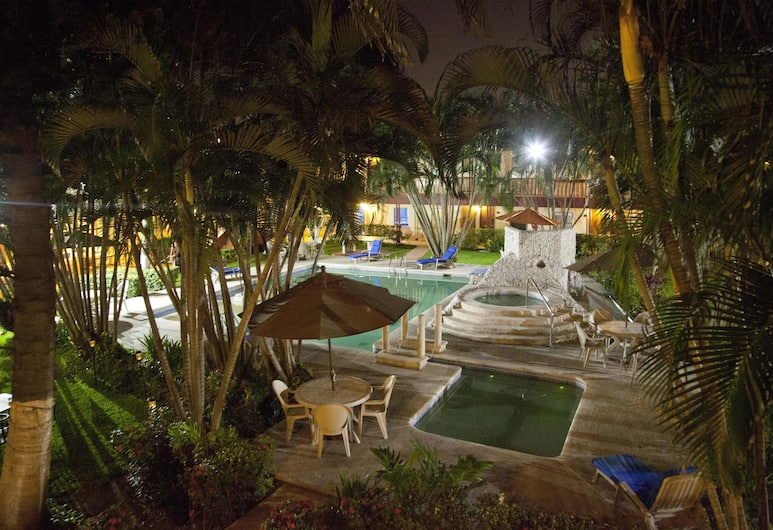 Hotel Los Andes, Coatzacoalcos, Açık Yüzme Havuzu